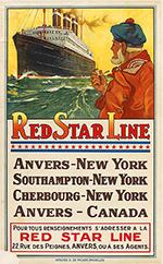 Star line poster - vert - B