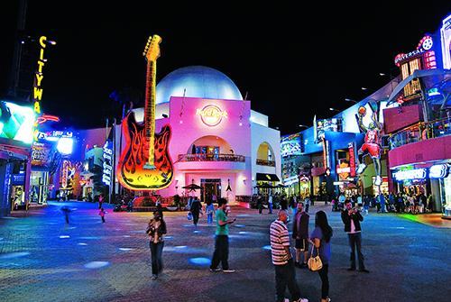 Top Restaurants At Universal Citywalk Hollywood