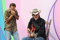 Buddy Flett in Shreveport / photo: Shreveport-Bossier Convention & Tourist Bureau