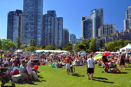 photo: Vancouver International Jazz Festival