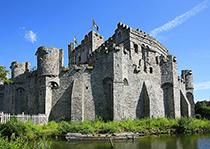 Ghent's castle in Ghent / photo: Steve Jurvetson Flickr