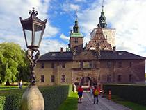 Rosenberg Castle in Copenhagen