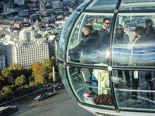 photo: Jim Ferri in London