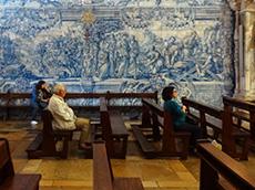 Santa Cruz Monastery in Coimbra