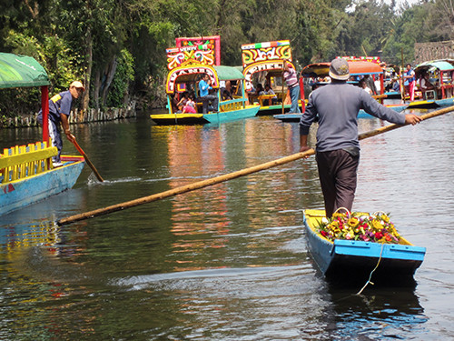 travel, Never Stop Traveling, adventure, Mexico, Xochimilco, Mexico City, travel, touring, day trips from Mexico City, Jim Ferri