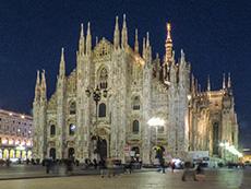 Milan's Duomo in Milan