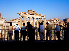 The Roman Forum, Rome, Italy, one of the Top Free Things To Do in Europe