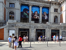 Museo del Prado, Madrid, Spain, one of the Top Free Things To Do in Europe