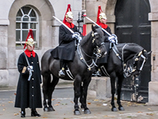 Horse Guards, London, England