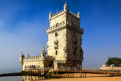 Belém Tower / photo: Victor Wong via Flickr in Lisbon