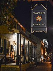 Old Salem Tavern / photo: Old Salem