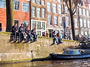 Amsterdam canal-DSCN7095---300