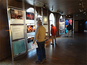 Nobel Peace Center, Oslo, Norway, one of the small European museums