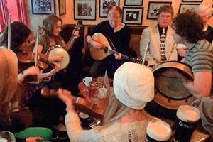 Galway - pub music