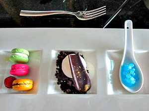 Dinner desserts / phto GRM