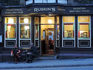 a British pub