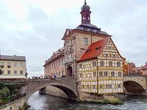 old buildings in Bavaria