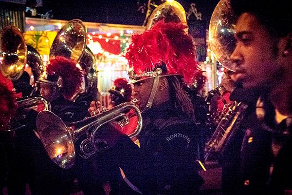 Mardi Gras in Lafayette, Louisiana