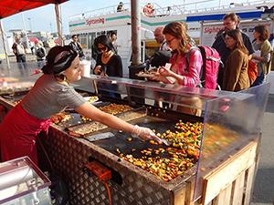 food vendors in Scandinavia