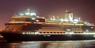 The Konigsdam: A New Look for Holland America