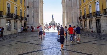 Why Lisbon Is Europe's Hot Destination