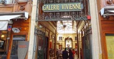 Where to Find the Hidden Galleries of Paris