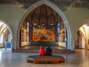 a museum in Venice
