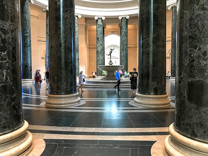 a museum in Washington