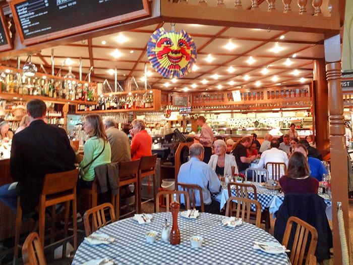 European Food Halls