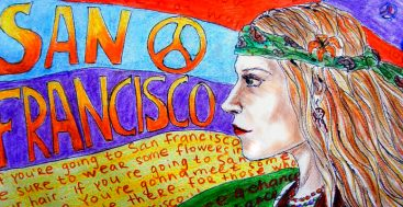 """The """"Summer of Love"""" in San Francisco"""