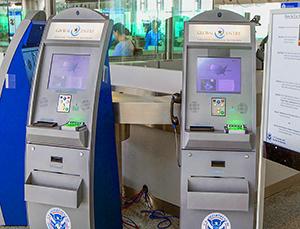 global entry kiosks Budget Travel Tips