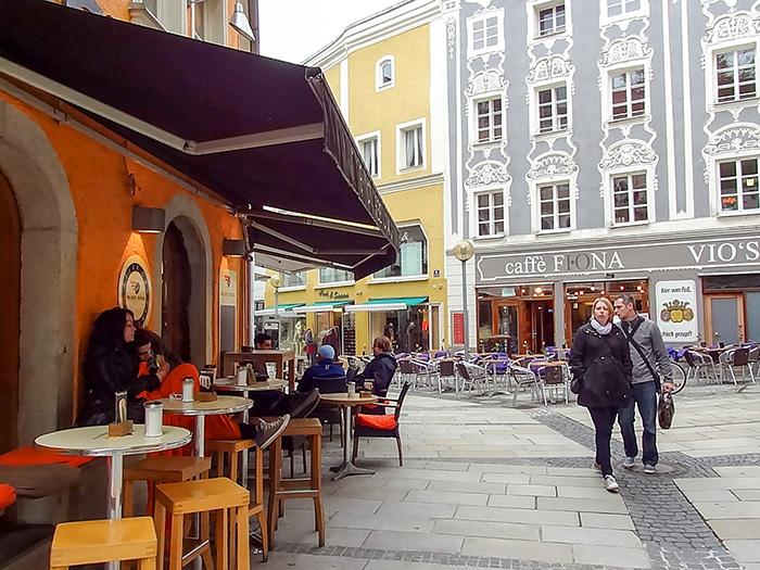 cafes in Bavaria