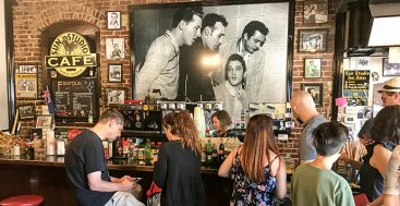 Chris Ferri's Top 11 Places in Memphis