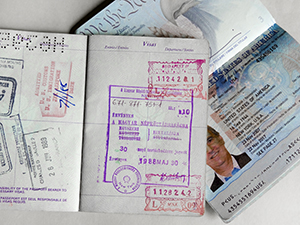 passport from teh State Department