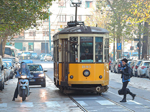 a trolley - day trip from Milan