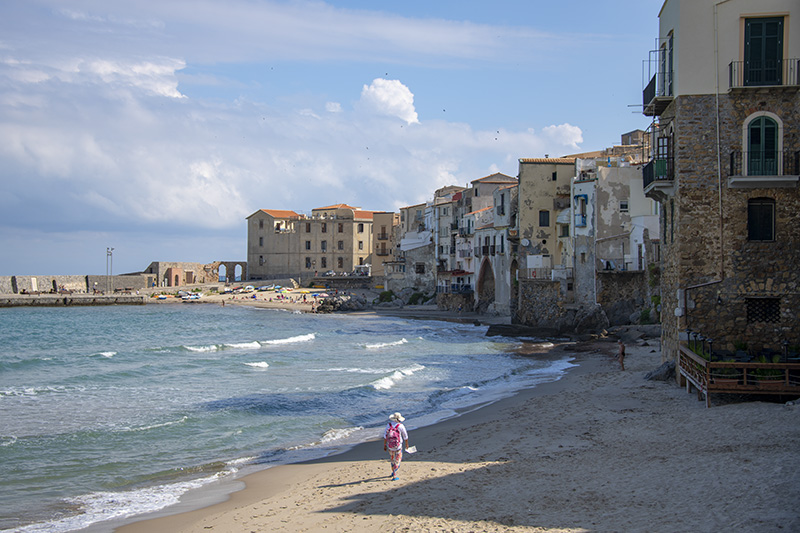 Traveling Around Sicily By Car