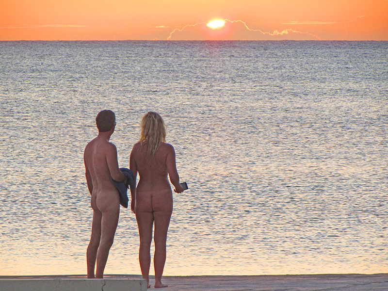 Nude beach huge tits-7462