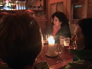 people in a pub in Killarney Ireland